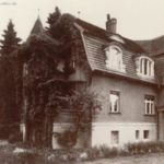 Das Gasthaus um 1950.