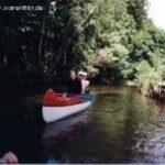 Rhintour mit unseren Kanus