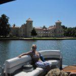 Erholung auf dem Wasser mit unserem neuen Boot