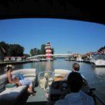 Genießen Sie Rheinsberg vom Wasser aus