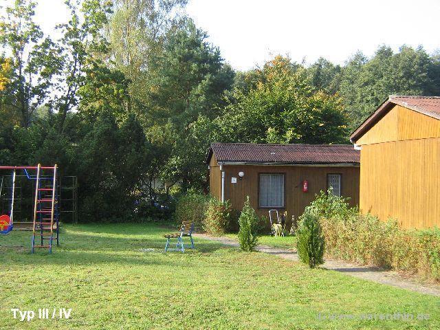 Ferienhäuser in Rheinsberg - Warenthin