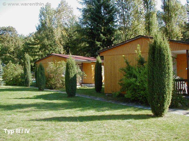 Ferienhaus in sonniger Lage am Rheinsberger See