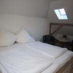 Das neue Zimmer 13 im Dachgeschoss