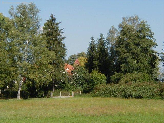 """Mitten im Wald, direkt am See liegt das Gasthaus """"Am Rheinsberger See"""" in Rheinsberg - Warenthin."""