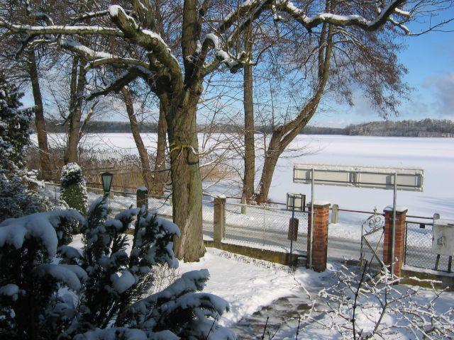 Warenthin, auch im Winter schön ...