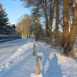Warenthin ist eine Reise wert, auch im Winter