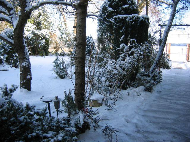So schön ist der Winter in Rheinsberg - Warenthin