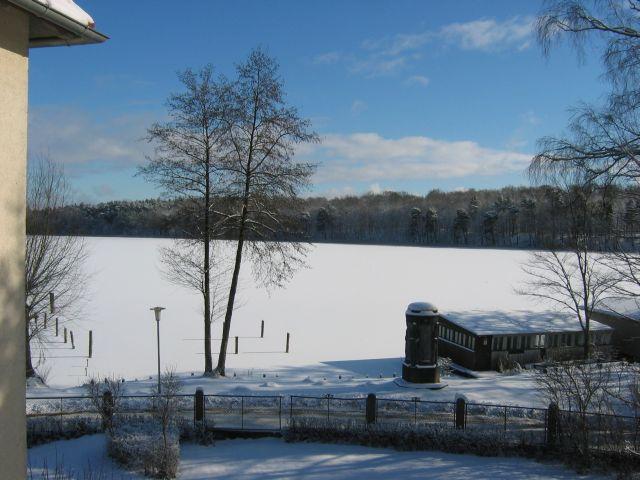 Warenthin ist ein Winter-Wunderland