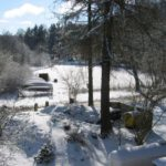 Winterlandschaft in Rheinsberg - Warenthin