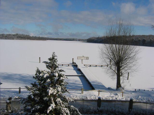 Zauberhafte Winterlandschaft in Rheinsberg - Warenthin